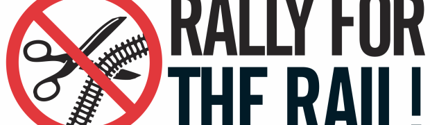 Stop the Chop rally - Sunday 14 Dec 2014 - Newcastle Station @ 10.30 am